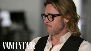 Hollywood Issue 2012: Brad Pitt And Bennett Miller Discuss The Movie Moneyball - Part 1
