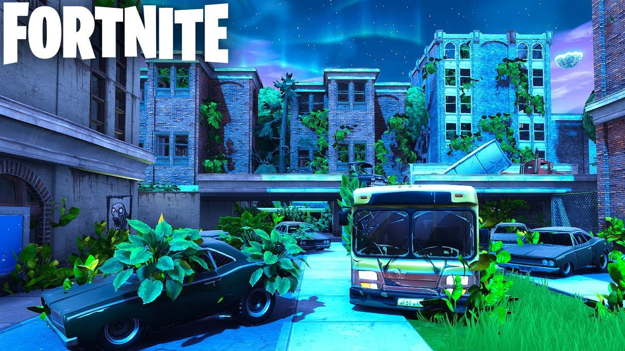 Scariest Deathmatch Map In Fortnite Creative Codes In Description Can Also Play Hide And Seek