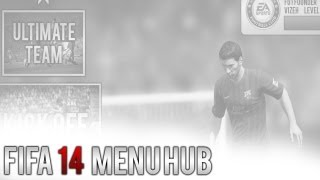 Fifa 14 Menu Hub SpeedArt