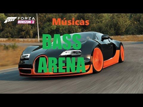 Forza Horizon2 Bass Arena Download todas músicas