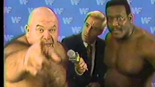 Best Promos - George Steele & SD Jones