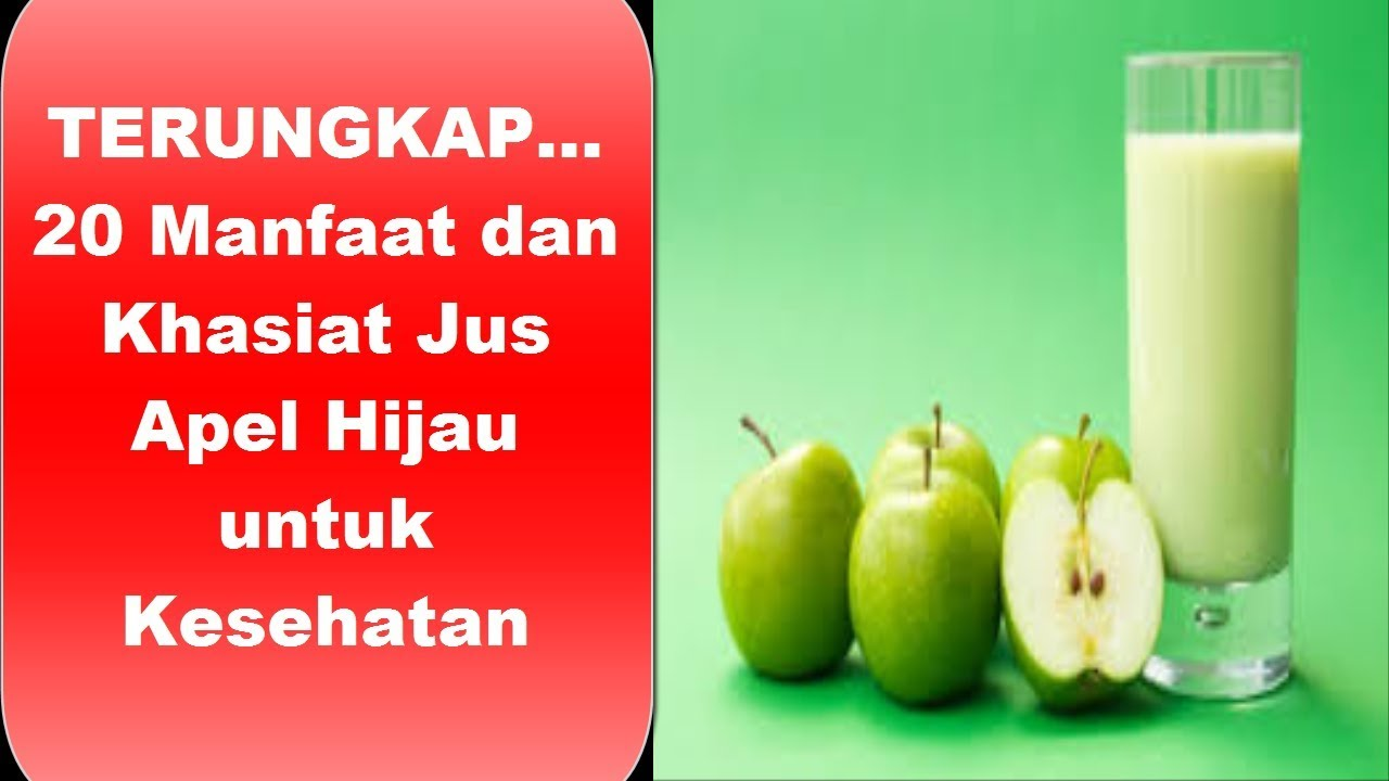 Manfaat Juice KWA (Kentang Wortel Apel)