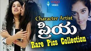 Character Artist Priya Rare Pics Collection - 2016