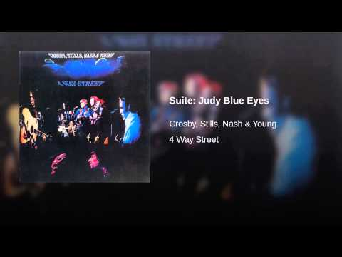 Suite: Judy Blue Eyes (Live) from YouTube · Duration:  34 seconds