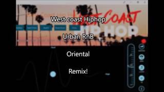 Music Maker Jam - West coast hiphop/Urban RnB/Oriental