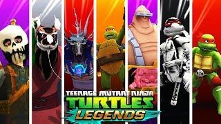 Teenage mutant ninja turtles legend - СОСТАВЫ ОТ ПОДПИСЧИКОВ - ВИДЕО ИГРА Черепашки-Ниндзя: Легенды