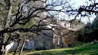Randonnée à Sainte-Anastasie-Sur-Issole (VAR).