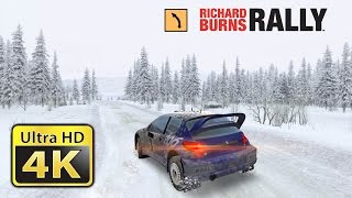 Richard Burns Rally : Old Games in 4K