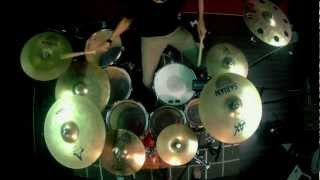Vijesh - Dying Fetus - Subjected To A Beating (Drum Cover)