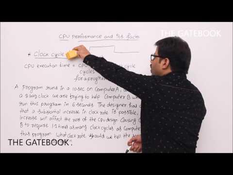 CPU Performance Parameters - Part 1