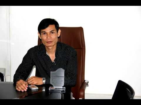 Interview with a young entrepreneur, Mr. Hoem Seiha