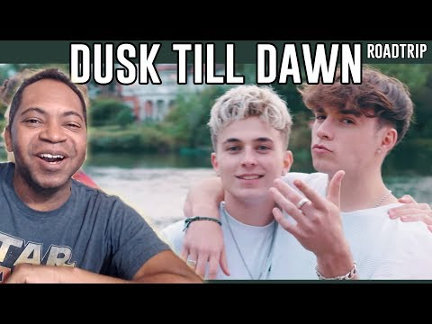 Roadtrip TV - Dusk Till Dawn (cover Zayn Ft. Sia) REACTION
