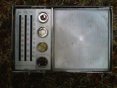 RCA Victor Portable Transistor Radio Repair