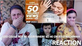 KABHI YAADON MEIN SONG/ DIVYA KHOSLA KUMAR / AMERICANS HEART-MELTING REACTION