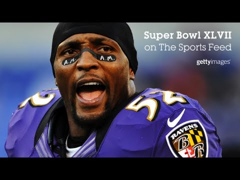 Super Bowl XLVII on The Sports Feed by Getty Images