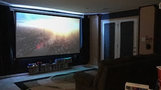 Home Theater Experience and Demo