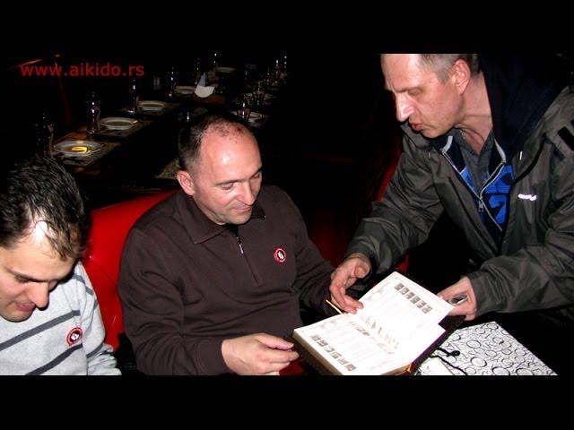 International aikido seminar | Bratislav Stajic | Belgorod & Korocha, Russia