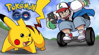 POKEMON GO DE HOVERBOARD ‹ AMENIC ›