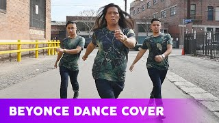 Fraunchie - Crazy In Love (Live) Dance Cover