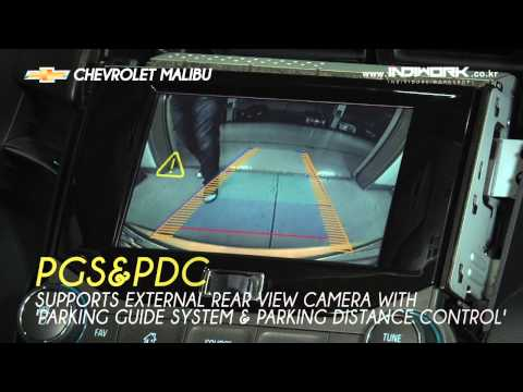 HD-LINK IW03GF for Chevrolet MY LINK Malibu Rear&Front View System by 인디웍 indiwork