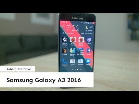 Samsung Galaxy A3 2016 Recenzja | Robert Nawrowski | Robert Nawrowski