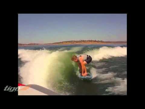MyWake Wakesurfing - Judy Walker - Masters over 40 years