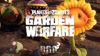 'RAPGAMEOBZOR 3' - Plants vs  Zombies:Garden Warfare
