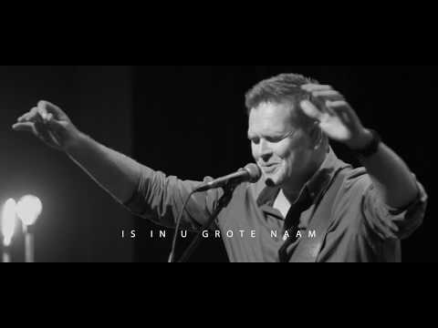 JESUS DIE OORWINNAAR // Retief Burger // OFFICIAL MUSIC VIDEO