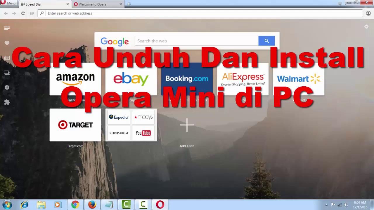 Download Opera Mini