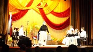 Театральный кружок клуба «Радуга» - отрывок из спектакля «Кошка, которая смотрела на короля»