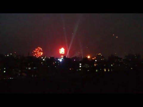 Sakrain Fireworks 2016 (The Amazing Puran Dhaka)