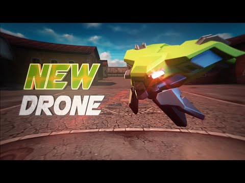 Tanki Online - New Crisis Drone Full Review And Comparison