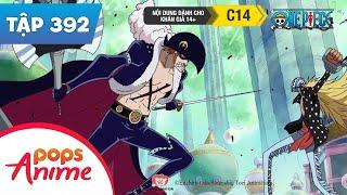 One Piece Tập 392 - Đối Thủ Mới Tụ Họp! 11 Siêu Tân Binh - Đảo Hải Tặc