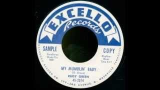Rudy Green - My Mumblin