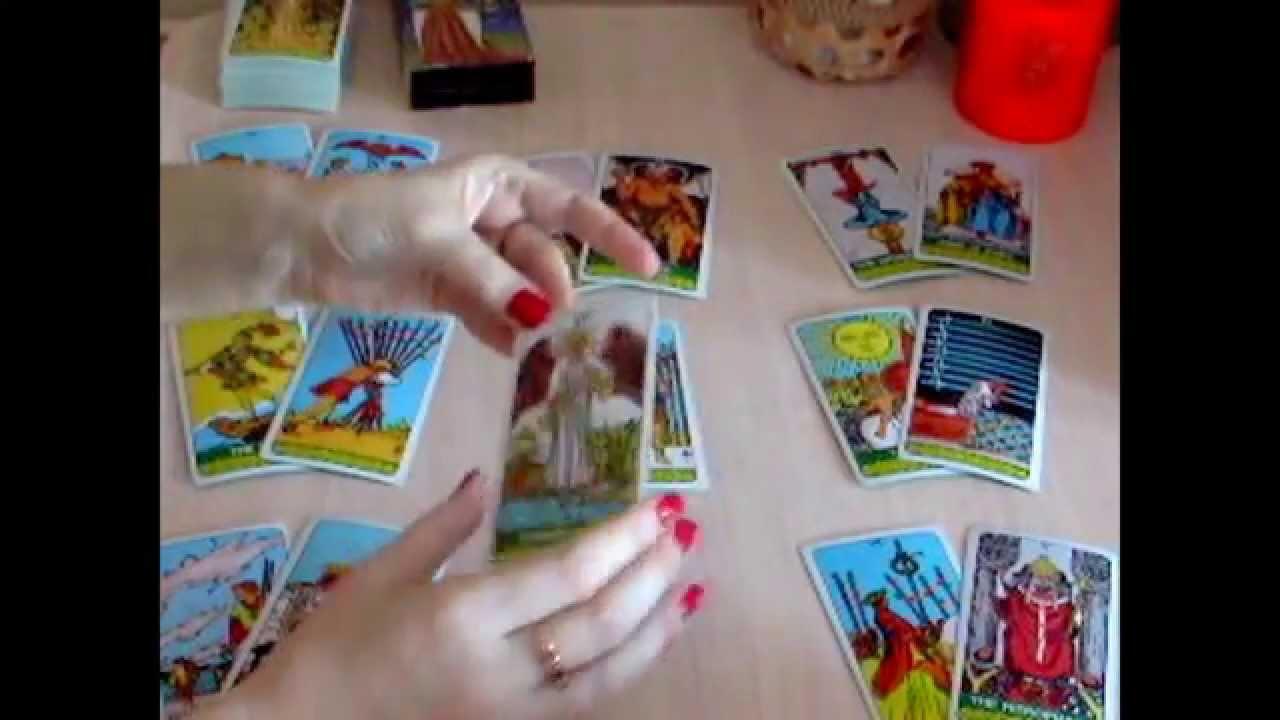 Гадание на семью карты таро карты таро гадание онлайн значение карт