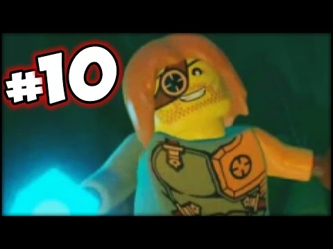 LEGO Ninjago: Shadow of Ronin - Walkthrough - Part 10 - THE STORM FARMS!