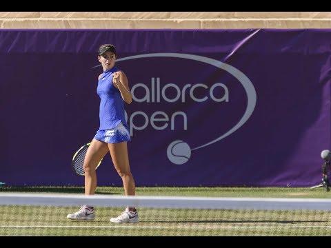 2017 Mallorca Open First Round | CiCi Bellis vs Carla Suarez Navarro | WTA Highlights