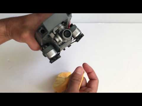 How To Clean Your DJI Mavic Pro!
