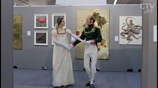 «Дама приобретает силуэт античной колонны»: в Минске проводят балы  наполеоновской эпохи