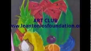 Art Club, Drawing Jamaica - Le Antonio