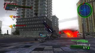 Multiplayer Shinanigans: Earth Defense Force 4.1 The Shadow of New Despair (Part 23)
