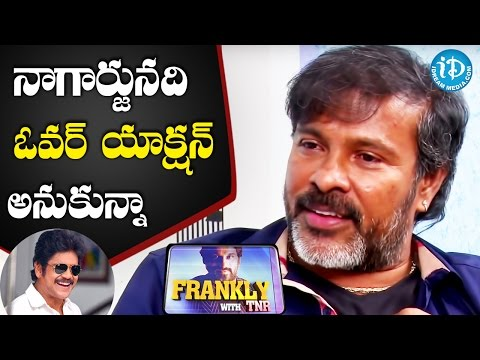 Nagarjuna Is A Very Good Human Being - Chota K Naidu || Frankly With TNR || Talking Movies
