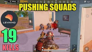 Hunting Down Squads | Solo Vs Squad | PUBG Mobile