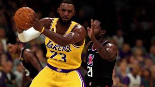 《NBA 2K21》:無界‧無限   本世代版實機遊戲畫面 中文預告