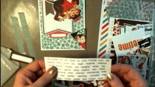 Make A Card With Me! Step By Step Thanks Kate Kennedy!!
