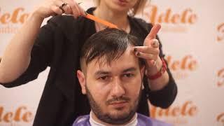 Постригли монаха | Обучающий видеоурок | Классическая мужская стрижка