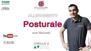 Posturale - Livello 2 - 7  (Live)