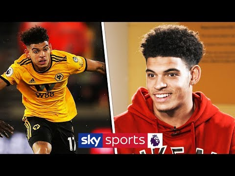 Wolves' World Cup winner! | Laura meets Morgan Gibbs-White