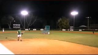 Бейсбол, тренировки.