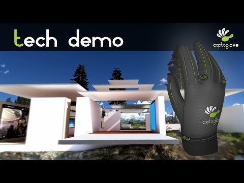 captoglove-with-microsoft-mixedreality-headset!